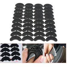 40 pcs/pack Rubber Sole Heel Savers Toe Plates Taps DIY Glue on Shoe Repair Pads