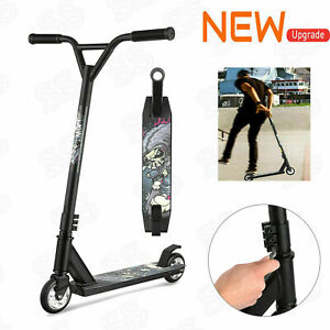 Aluminum Stunt Scooter Trick Scooter Adults Kids Kick Scooters Kids Extreme Pro