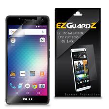 2X EZguardz LCD Screen Protector Skin Shield HD 2X For BLU R1 HD