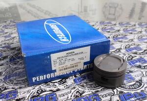 Supertech-Pistons-For-Honda-Acura-B20-amp-B16-B18C-VTEC-Cyl-Head-84-5mm-Bore-9-5-1