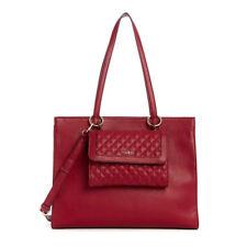 item 6 GUESS BAGS WOMAN SHOPPER SHOULDER SIENNA CLUTCH BAG RED HWVG7099230 - GUESS BAGS WOMAN SHOPPER SHOULDER SIENNA CLUTCH BAG RED HWVG7099230 63f0ecfa6c3