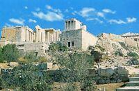 Alte Postkarte - Athen