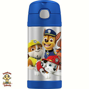 Thermos FUNtainer Paw Patrol 12 oz (335 ml)  Authentic and Brand New