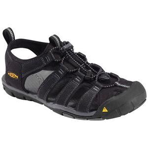 Keen-Clearwater-CNX-Black-Mens-Comfort-Outdoor-Sandals