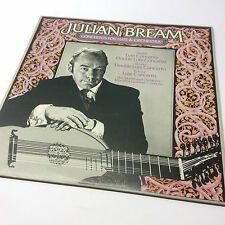 Julian Bream 'Concertos For Lute and Orchestra' RCA red Seal Vinyl LP EXCELLENT