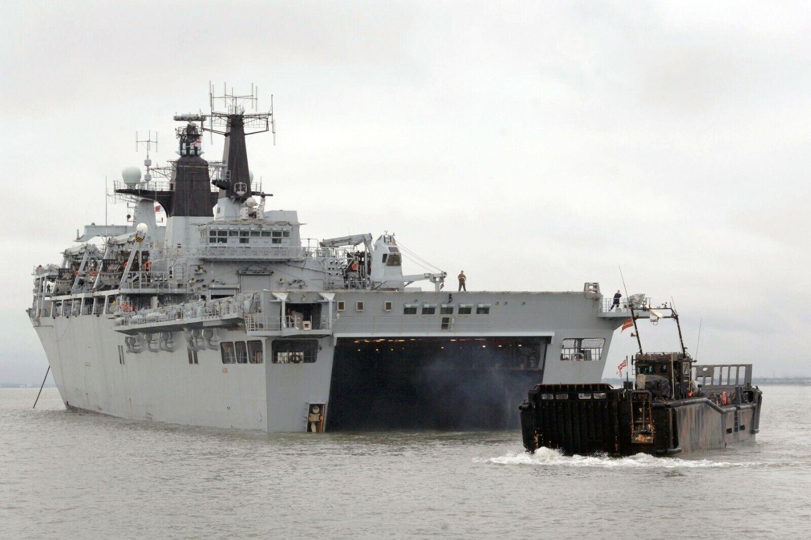 HMS Albion    Photo Print