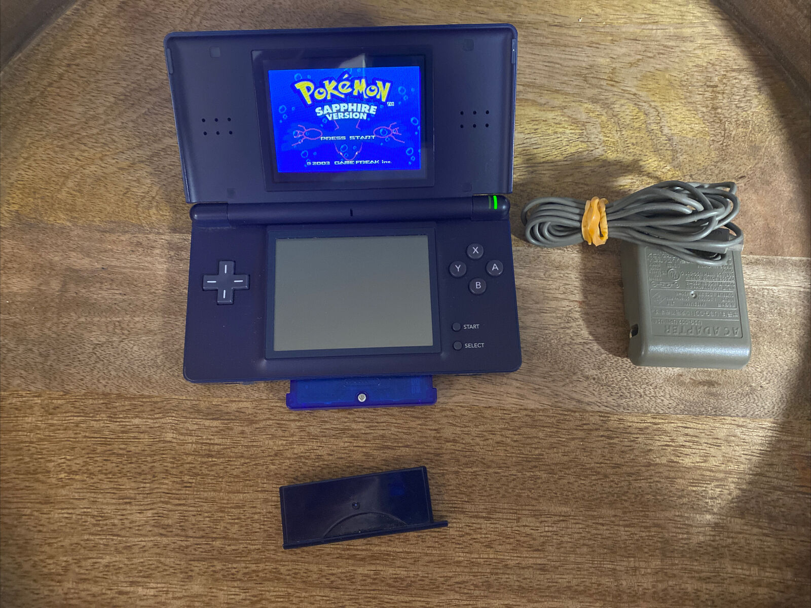 Nintendo DS Lite Handheld Console - Cobalt Blue In Excellent Condition