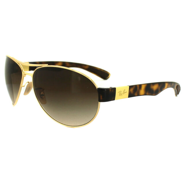 68d98b42eda Sunglasses Ray-Ban - Rb3509 001 13 63 Gold Tortoise for sale online ...
