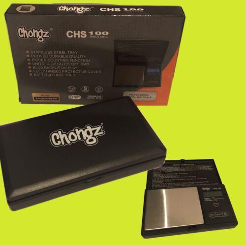 PROFESSIONAL DIGITAL MINI  SCALES CHONGZ CHS 100