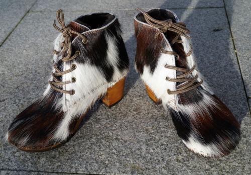 doubl Bottines flex fourrure Woody Femmes fourrure 36 o Gr Wood 42 Bottes naturelle Xwnq7rYqE