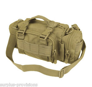 Condor-127-Tactical-Deployment-Bag-Tan-Molle-Hunting-Pack-pouch