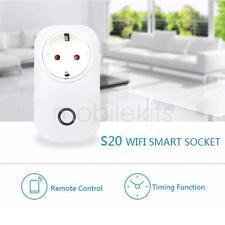 WiFi Wireless Home Fernbedienung Smart Power Steckdose Socket für Smartphone