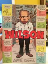 Wilson by Daniel Clowes (2017, Paperback)