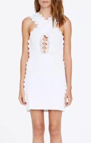 Racerback 12 Love Knit Mini Addicted White Uk Mccall Dress Alice Size fZwvYqWO5
