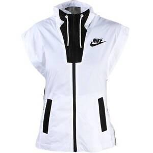 2d7d40a265c9 Details about  130.00 802549-100 Nike Women Tech Hypermesh Vest (white    black   black)