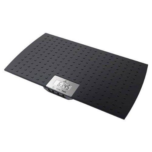 W.C. Redmon Large Precision 225-pounds Digital Pet Scale / Dog Scale Black, 7475