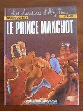 ALEF-THAU n° 2 *** LE PRINCE MANCHOT