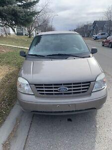 2006 Ford Freestar S