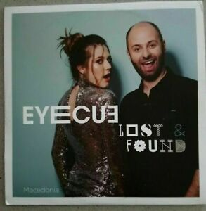 2021 Eurovision - North Macedonia 2018. Lost And Found - Eye Cue. ( Promo CD's )