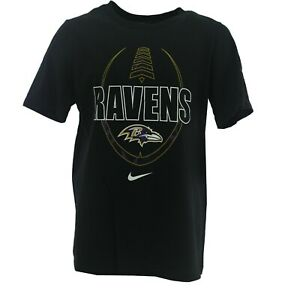 Baltimore-Ravens-Official-NFL-Nike-Children-039-s-Kids-Youth-Size-T-Shirt-New-W-Tag