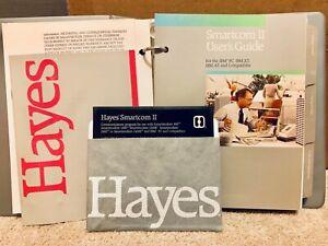 Hayes-Smartcom-II-1985-Communications-Software-v2-2-IBM-SOFTWARE-GUIDES