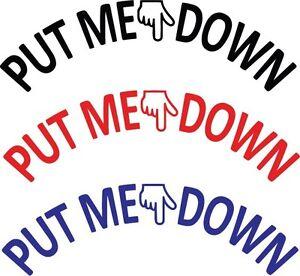 PUT-ME-DOWN-Bathroom-Toilet-Seat-Hand-Vinyl-Decal-Sticker-Sign-Reminder-for-Him