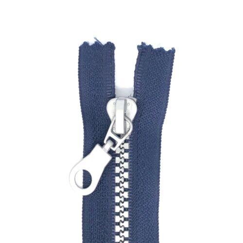 Reißverschluss teilbar grob Kunststoff  80,85cm oder 90cm