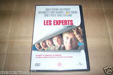 DVD LES EXPERTS avec robert redford EN ETAT NEUF