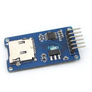 2PCS-Micro-SD-Storage-Board-Micro-SD-TF-Card-Memory-Shield-Module-SPI-Arduino