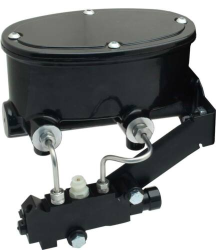 Tandem Master Cylinder /& Fixed Proportioning Valve Disc Drum