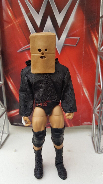 WWE MATTEL ELITE serie 13 CODY RHODES DASHING AMERICAN NIGHTMARE WITH PAPER BAG