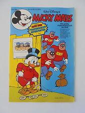 Micky Maus - Heft Nr. 44 von 1976 - Comic / Z. 1- (mit Poster)