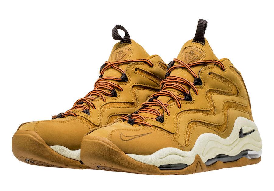 Nike air pippen deserto ocra grano noi uomini scarpa dimensioni 325001-700