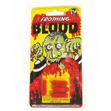 Capsule de sang par 4