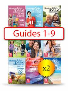 Sharing-God-039-s-Love-Makes-You-Happier-Guides-1-9-x2-18-Book-Envelope-Set