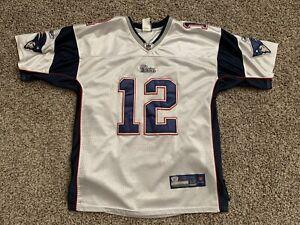 Authentic Reebok Tom Brady New England Patriots Jersey Size 52 ...