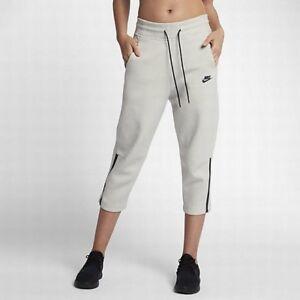 e8ea9112dfd5 908824 072 Women s Nike Sportswear Tech Pack Capri Pants  NEW  SZ M ...