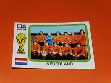 84 TEAM NEDERLAND MÜNCHEN 74 FOOTBALL PANINI WORLD CUP STORY 1990 SONRIC'S
