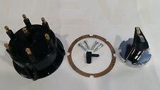 Mercruiser Thunderbolt V6 4.3L Ignition Distributor Cap Rotor 815407Q5 Free ship