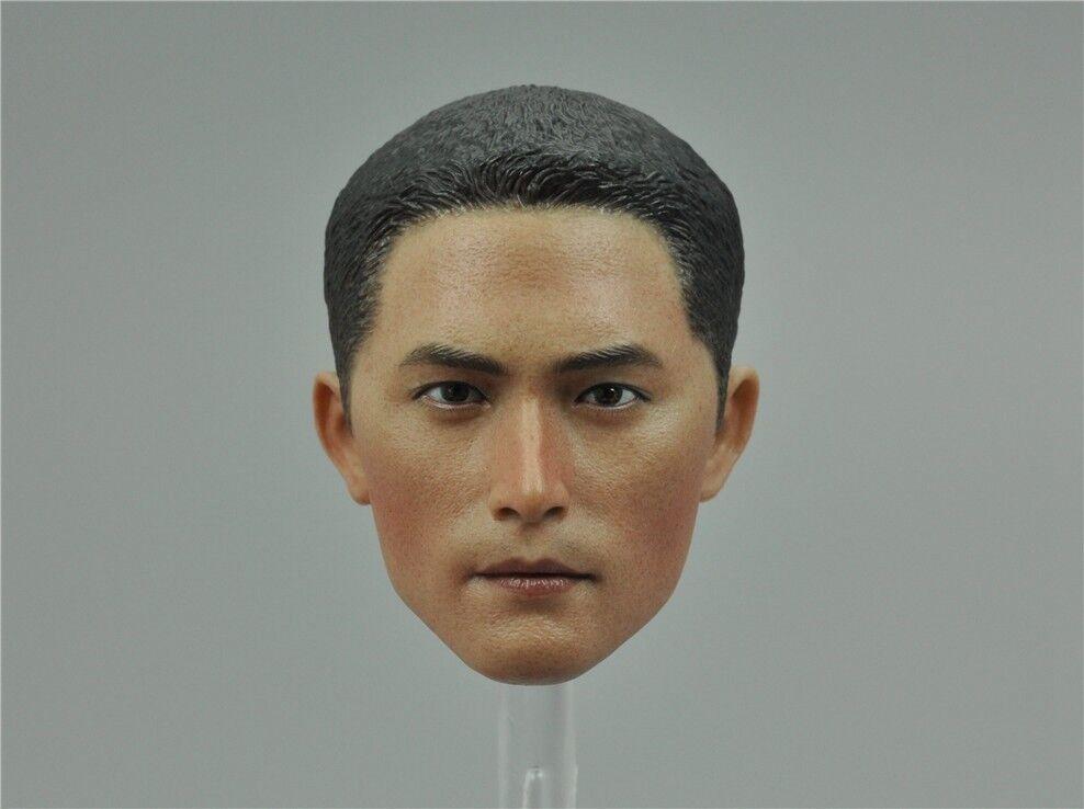 Head Sculpt for DAM 78053 Snow Leopard Commando Unit Team Leader 1 6 Scale