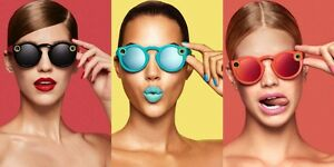 SNAPCHAT-SPECTACLES-BRAND-NEW-FACTORY-SEALED-BY-SNAPCHAT