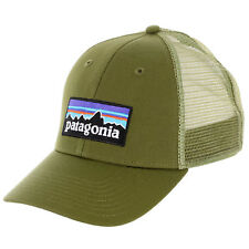 03c0afe13ee Patagonia Mens P6 LoPro Trucker Cap hat 38016 Feather Grey BRAND for ...