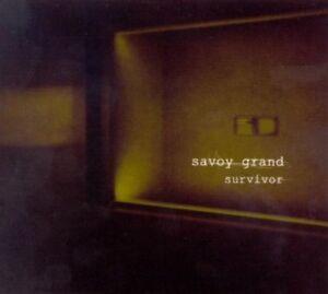 SAVOY-GRAND-SURVIVOR-CD-NEU