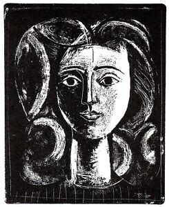 PABLO-PICASSO-LITHOGRAPH-1956-w-COA-investment-in-UNIQUE-Picasso-RARE-ART
