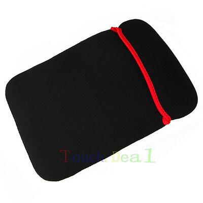 """Neoprene Sleeve Reversible Bag Skin Case Cover for PC Tablet 9.7"""" 10"""" 10.1"""" 4th"""