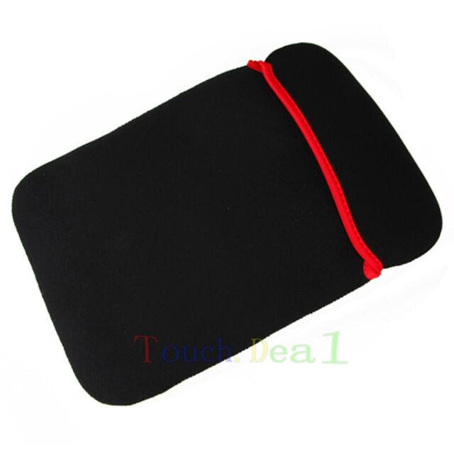 "Neoprene Sleeve Reversible Bag Case Cover for PC Tablet Ebook Reader 9"" 9in 2014"