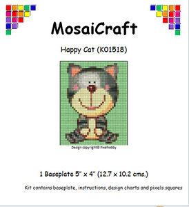 MosaiCraft Pixel Craft Mosaic Art Kit /'Seven Skulls/' Pixelhobby