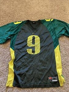 Details about VTG Nike Legarrette Blount #9 University Of Oregon Ducks Jersey Adult Medium