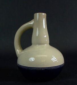 Jugendstil Flasche  - Westerwälder Steinzeug 1910/20