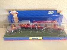 Thomas friend ROCKY (for wooden track Thomas) 3 pieces- NIB- Free 1st class ship